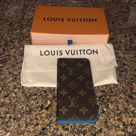94947e626d06 Louis Vuitton Accessories - Louis Vuitton iPhone 7 8 Plus Folio